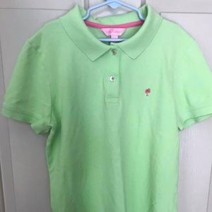Vguc Size M Lilly Pulitzer Polo